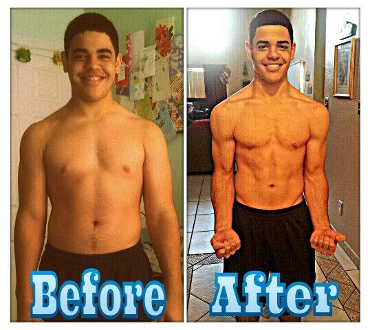 Danny's Hard Work Pays Off | Cortiz Fitness